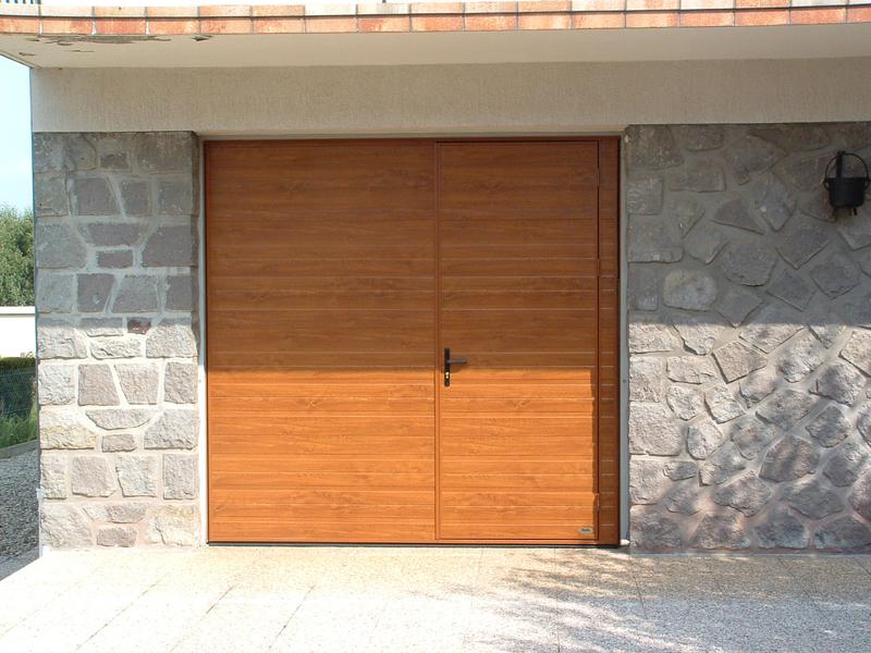 Portes de garage tous types d 39 ouvertures motorisation for Porte de garage en 3 metre de large